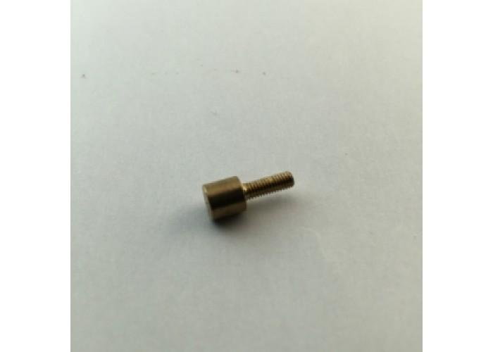 Латунный винт М-3 с цилиндрическим основанием