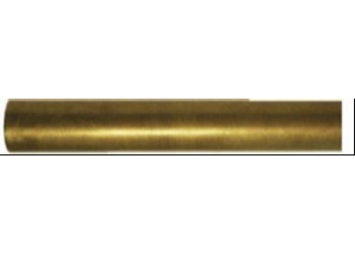 Трубка латунная гладкая d-18мм, 1,5м