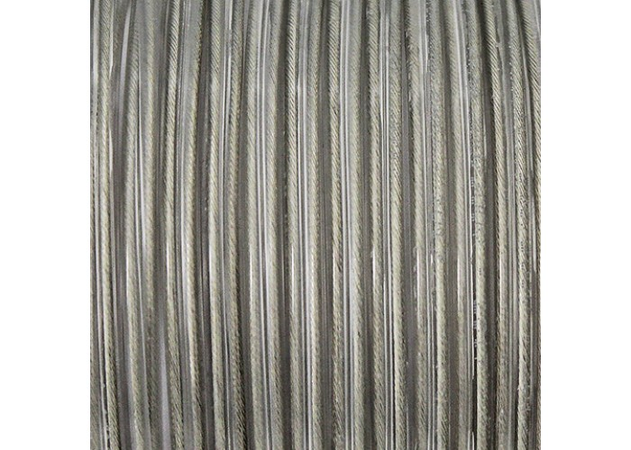 Провод круглый ПВХ 3х0,75мм2 прозрачный